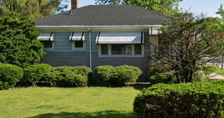 Rental Property #1 – Hammond, IN